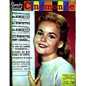 Cinemonde N�1366 Du 11-10-1960