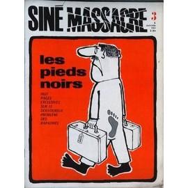 Sine Massacre N� 3 Du 03/01/1963