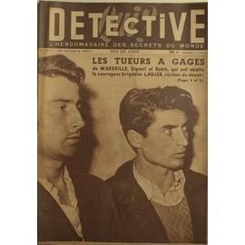 Detective N� 277 Du 15/02/1934