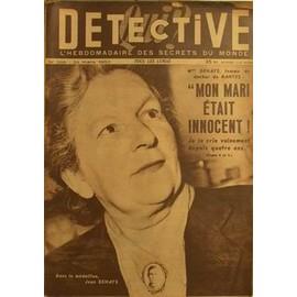Qui Detective N� 299 Du 24/03/1952