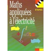 Maths Appliqu�es � L'�lectricit� de Benichou