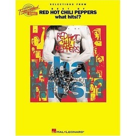 best of RED HOT CHILI PEPPERS what hits!?