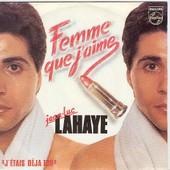Femme Que J'aime - Jean Luc Lahaye