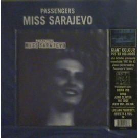 MISS SARAJEVO - EDITION LIMITée poster
