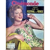 Cinemonde N� 1202 Du 22/08/1957