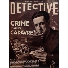 Qui Detective N� 488 Du 07/11/1955