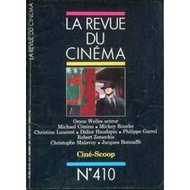 Revue Du Cinema (La) N� 410 Du 01/11/1985