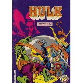 Hulk N� 19 : Un Intrus Dans La T�te