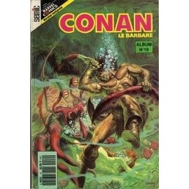 Conan Version Integrale N� Album N�10