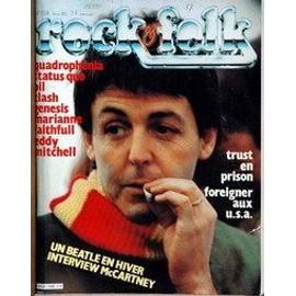Rock And Folk N� 158 Du 01/03/1980