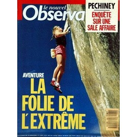 Nouvel Observateur (Le) N� 1262 Du 02/01/1989