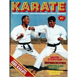 Karate N�2 Du 01-11-1974