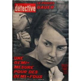 Detective N� 799 Du 20/10/1961