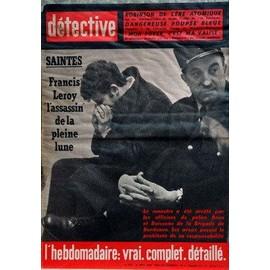 Detective N�823 Du 06-04-1962