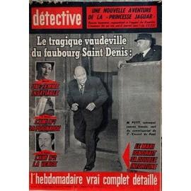 Detective N� 836 Du 06/07/1962