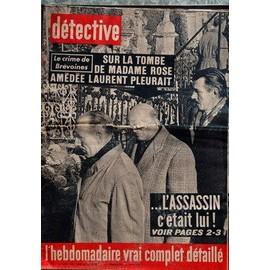 Detective N� 872 Du 15/03/1963