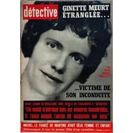Detective N�1143 Du 20-06-1968