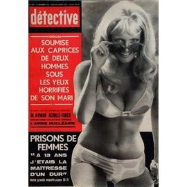Detective N� 1427 Du 13/12/1973