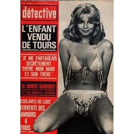 Detective N� 1433 Du 24/01/1974