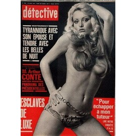 Detective N� 1445 Du 18/04/1974