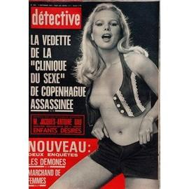 Detective N�1465 Du 05-09-1974