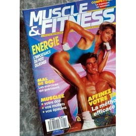 Muscle Et Fitness N� 5 Du 01/02/1988