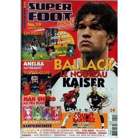 Super Foot Mag N� 19 Du 01/01/2006