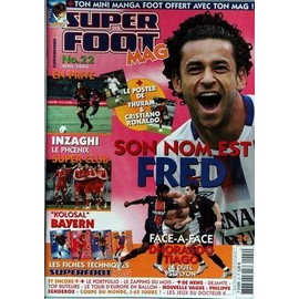 Super Foot Mag N� 22 Du 01/04/2006