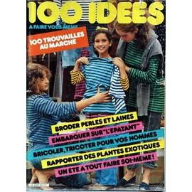 100 Idees N� 82 Du 01/08/1980