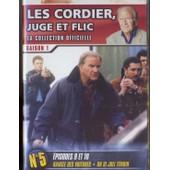 Les Cordier, Juge Et Flic - La Collection Officielle N�5 - Saison 1, Episodes 9 Et 10 : Rangee Des Voitures, Un Si Jomi Temoin de Video, Tfi
