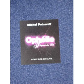 Hologramme promo Michel Polnareff - SFR