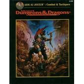 Dungeons & Dragons Combat & Tactiques de Tsr