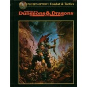 Advanced Dungeons & Dragons, Player's Option, Combat & Tactics de Baker Iii L Richard