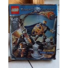 LEGO KNIGHTS KINGDOM - KING JAYKO - Coffret 8701