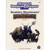Advanced Dugeons & Dragons, Bestaire Monstrueux - Forgotten Realms de Collectif