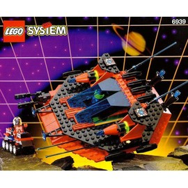 Lego System 6939 Spyrius (Vaisseau)