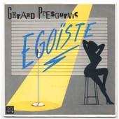Ego�ste / Story Board (Sp 1989) - Presgurvic, G�rard