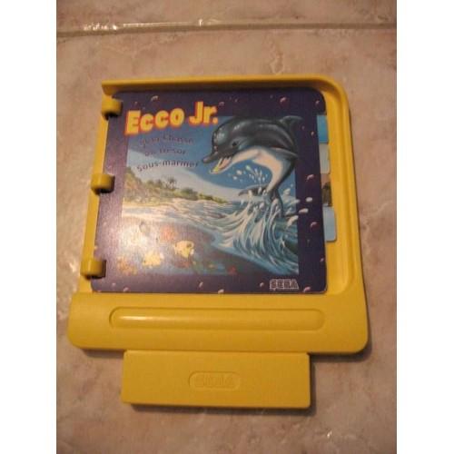<strong>Ecco</strong> jr. et la chasse au trésor sous marine