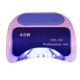 48 W Lampe A Led Uv Professionnel Ccfl Dessiccateur D Ongle Pour