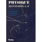 Physique Terminales C Et E de Bourdais