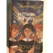 Harry Potter Et L Ordre Du Ph�nix de rowling j.k.