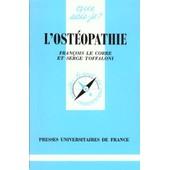 L'ost�opathie de Le Corre