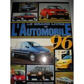 Le Grand Livre De L'automobile 96 de Fraichard Georges Michel