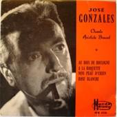 Chante Aristide Bruant - 45 Tours Ep (Longue Dur�e) - Gonzales, Jose