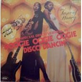 Boogie Oogie Oogie 5'37 / Disco Dancin' 3'29 (Vinyl Couleur Miel) - A Taste Of Honey