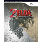 Guide Strategique Officiel Jeu Legend Of Zelda : Twilight Princess Wii Ou Game Cube