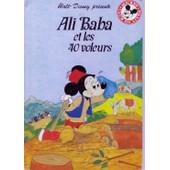 Ali Baba Et Les 40 Voleurs de walt disney