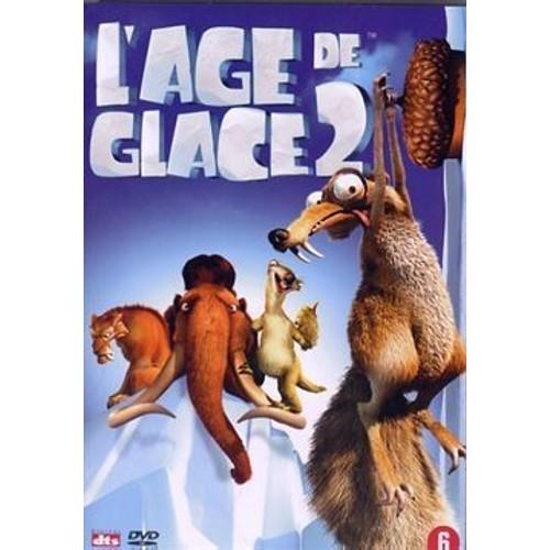 DVD - L AGE DE GLACE 2 (IMPORT BENELUX)