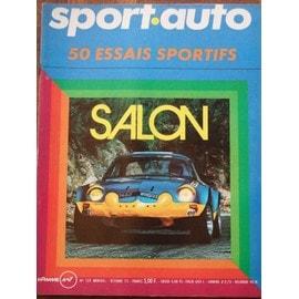 Sport-Auto N� 129 : Octobre 1972