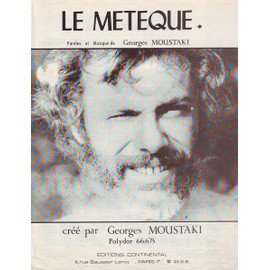Georges MOUSTAKI : Le METEQUE 1969